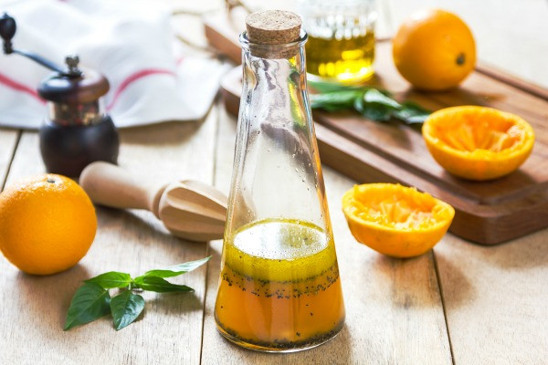 Low Fat Salad Dressing Recipes  8 easy to make low fat salad dressings