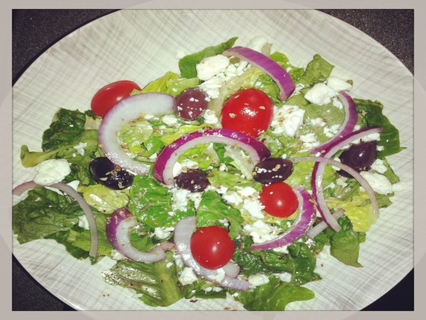 Low Fat Salad Recipes  Low fat greek salad dressing recipe