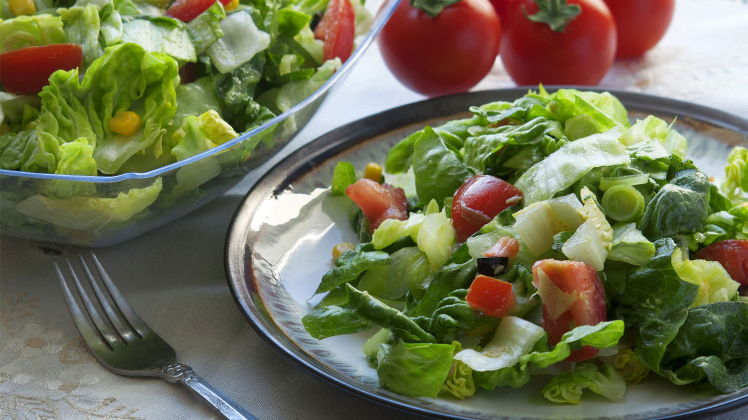 Low Fat Salad Recipes  Low fat salad dressing