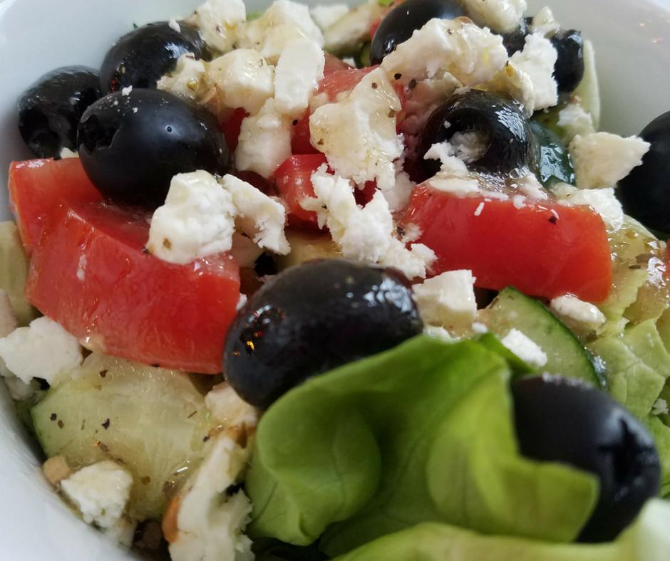 Low Fat Salads  Low Fat Greek Salad Dressing Recipe