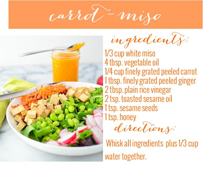 Low Fat Salads  4 Low Fat Salad Dressings Delish Knowledge