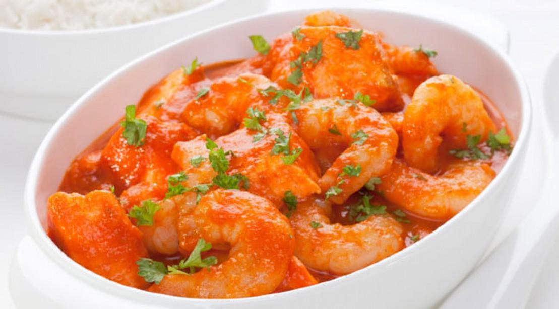 Low Fat Shrimp Recipes  Low Fat Recipes Succulent Shrimp Marinara