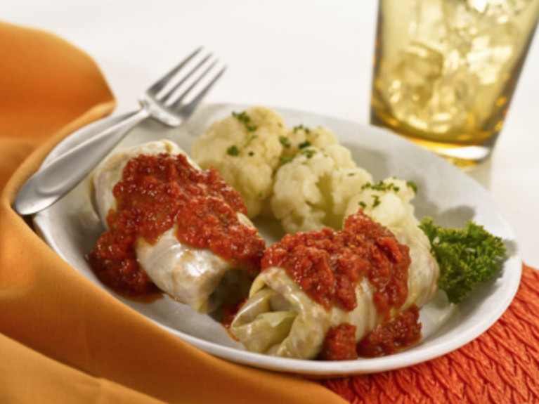 Low Fat Side Dishes  Stuffed Cabbage A fort Food for All Ages