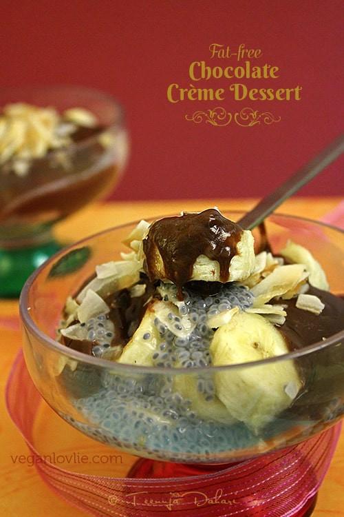 Low Fat Sugar Free Desserts  Easy Gooey Chocolate Sauce Recipe