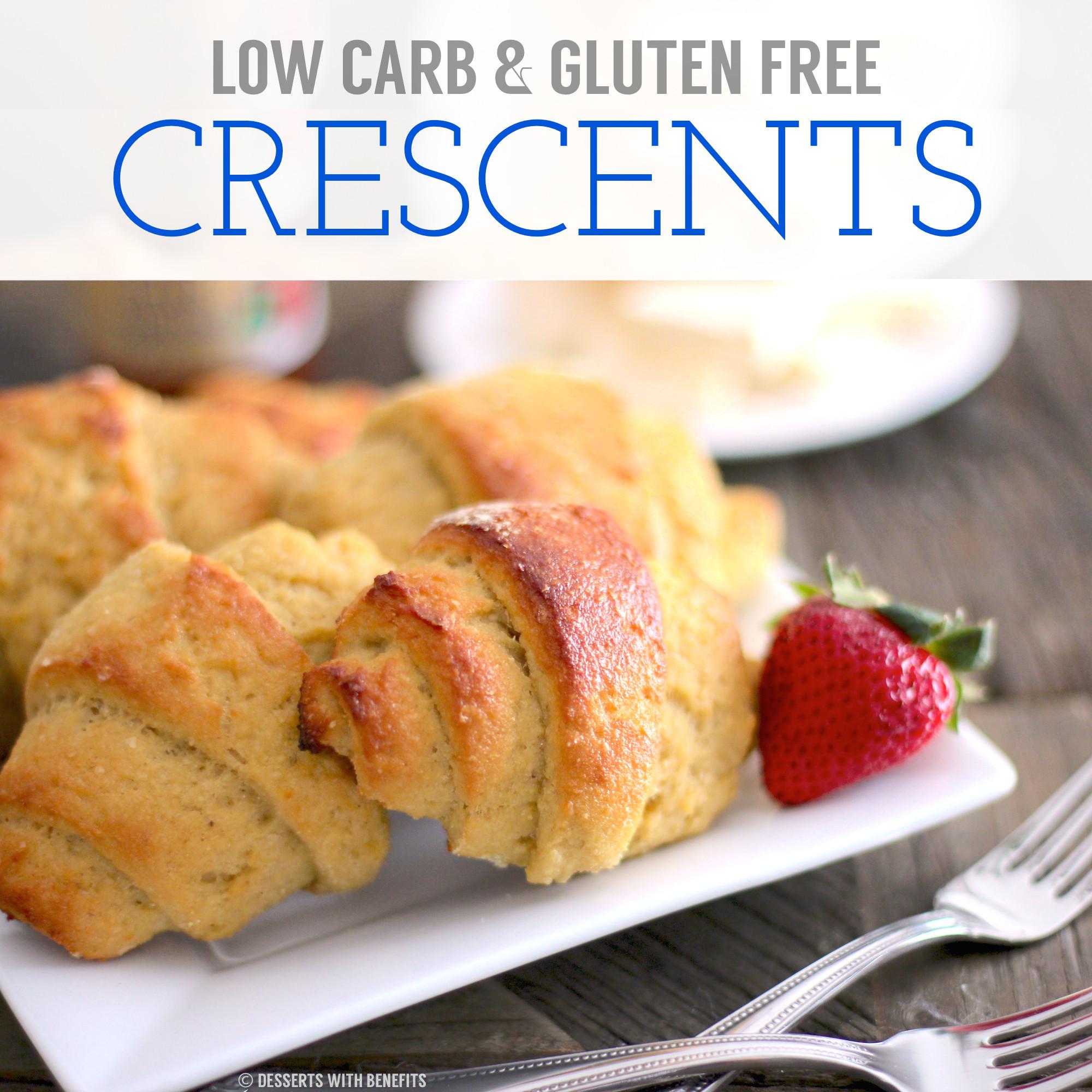 Low Fat Sugar Free Desserts  Healthy Homemade Gluten Free Crescent Rolls