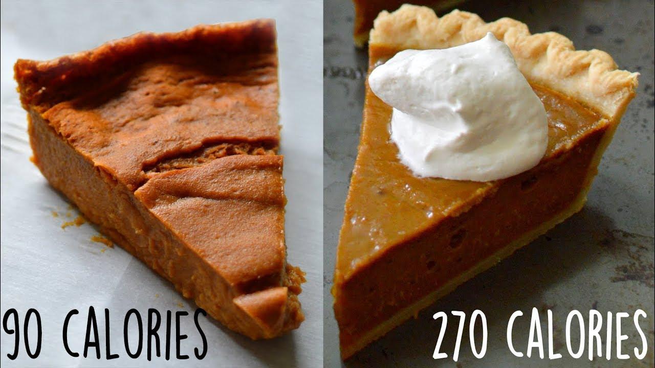 Low Fat Sweet Potato Pie  carbs in pumpkin vs sweet potato