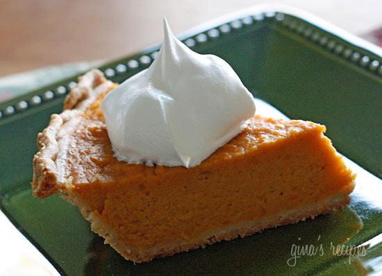 Low Fat Sweet Potato Pie  Sweet Potato Pie