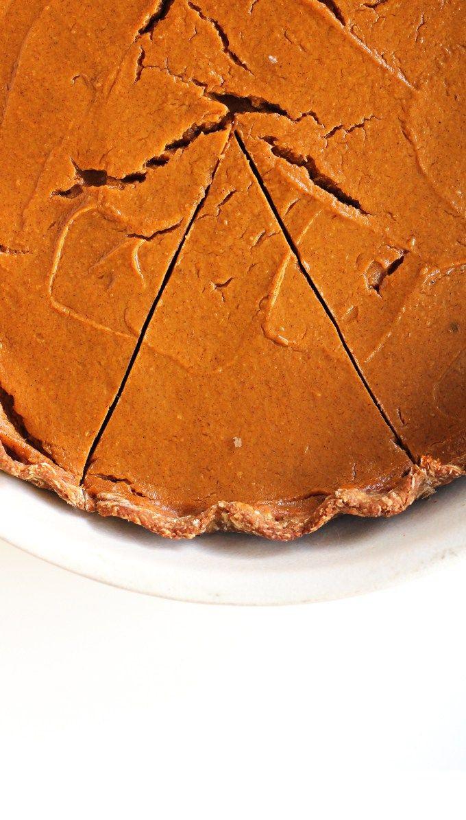 Low Fat Sweet Potato Pie  50 best images about Hclf Dessert on Pinterest