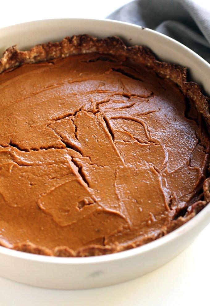 Low Fat Sweet Potato Pie  vegan sweet potato pie