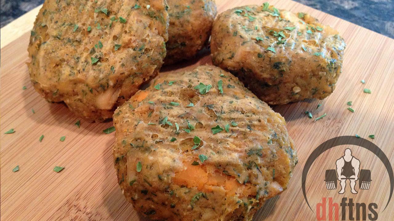 Low Fat Sweet Potato Recipes  Sweet Potato TUNA Cakes Recipe Low Fat