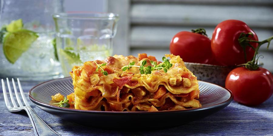 Low Fat Thanksgiving Recipes  Low Fat Turkey Lasagne