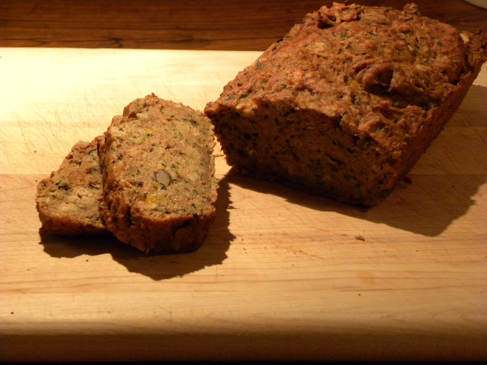 Low Fat Zucchini Bread  Cooking With The Scarf Sisters Low Fat Low Calorie