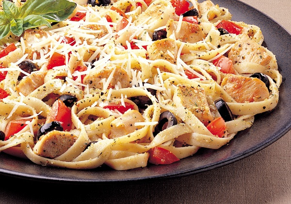 Low Sodium Diabetic Recipes  Chicken and Pasta a perfect Mrs Dash recipe mrsdash