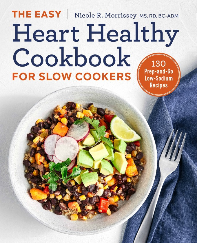 Low Sodium Heart Healthy Recipes  It's Here The Easy Heart Healthy Cookbook for Slow