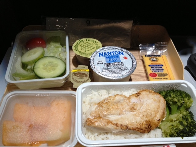 Low Sodium Low Calorie Recipes  What's an airline no salt low salt meal like – The No