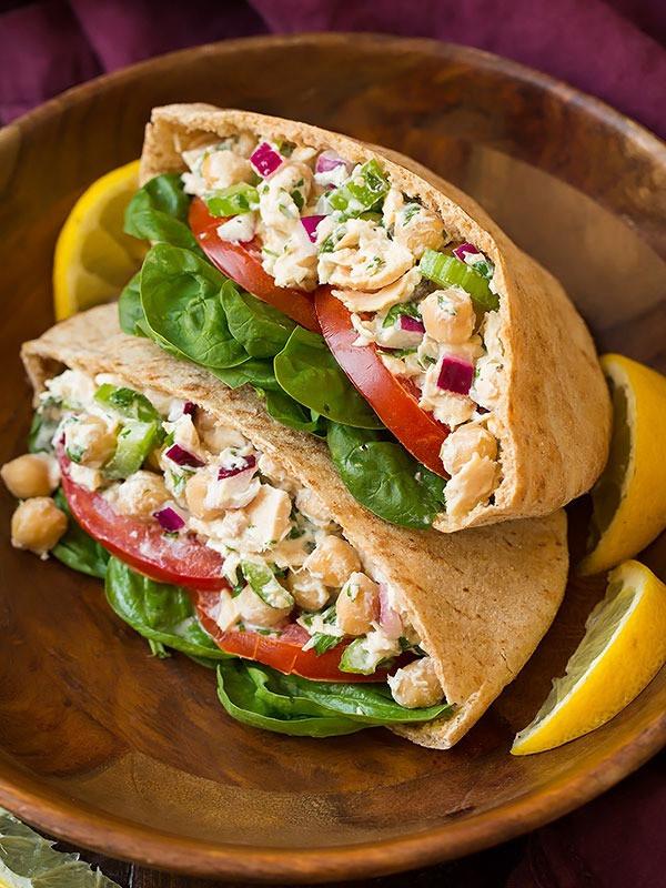 Low Sodium Low Calorie Recipes  25 Super Healthy Lunches Under 400 Calories