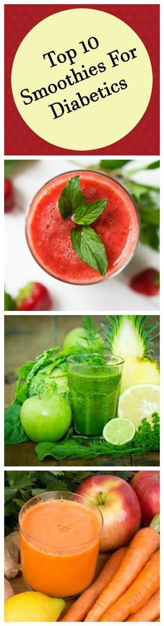 Low Sugar Smoothies For Diabetics  1000 ideas about Diabetic Smoothies on Pinterest