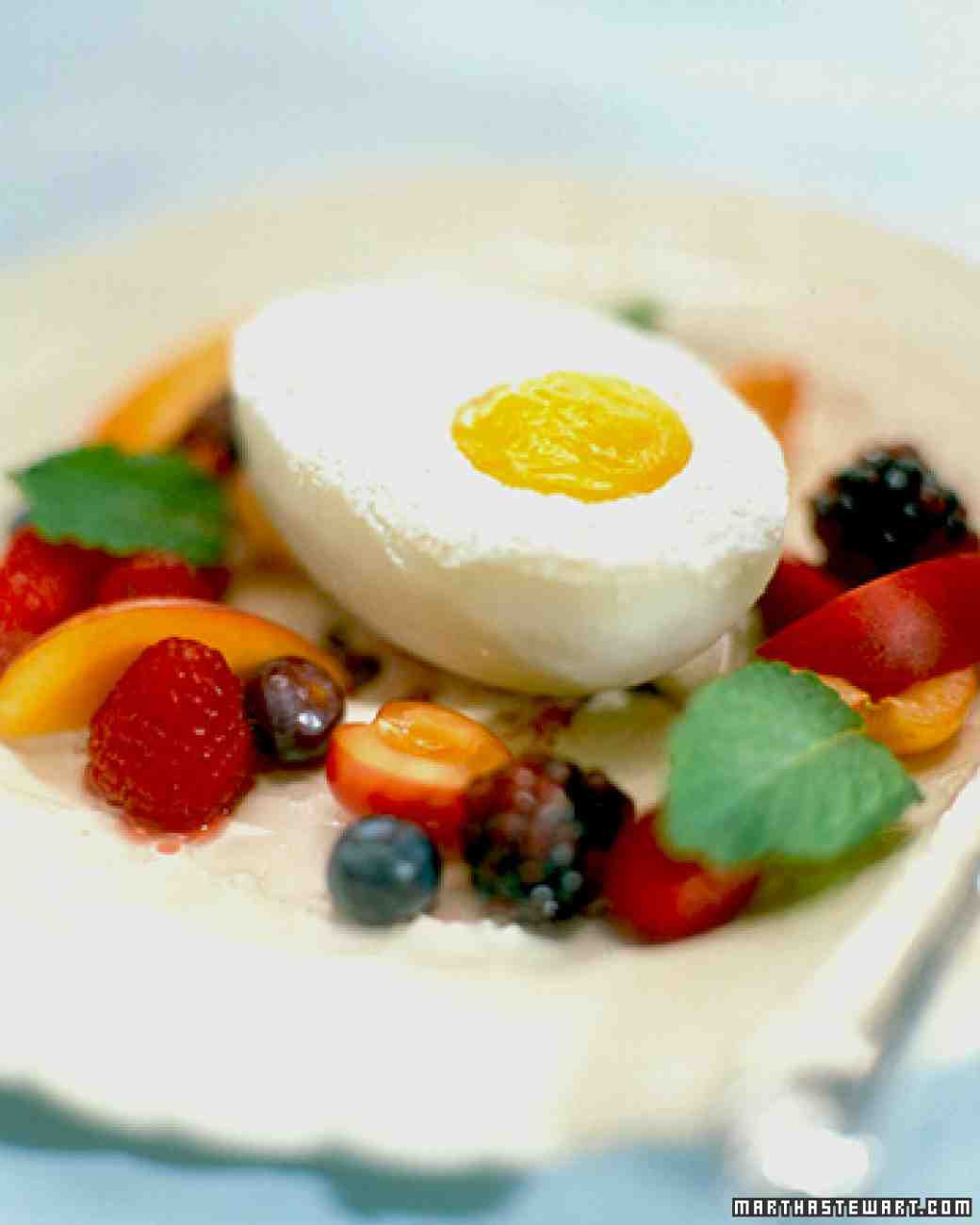 Martha Stewart Easter Desserts  Easter Egg Cakes Recipe