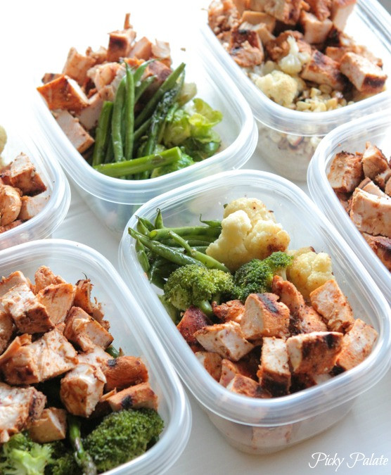 Meal Prep Recipes For Weight Loss  25 Best Meal Prep Recipes That Will Set You Up For