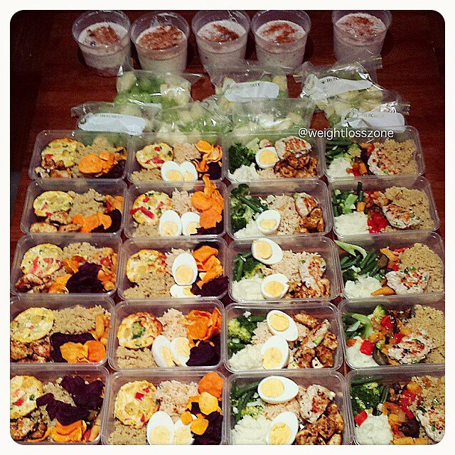 Meal Prep Recipes For Weight Loss  Double tap for meal prep Mondays For more recipes