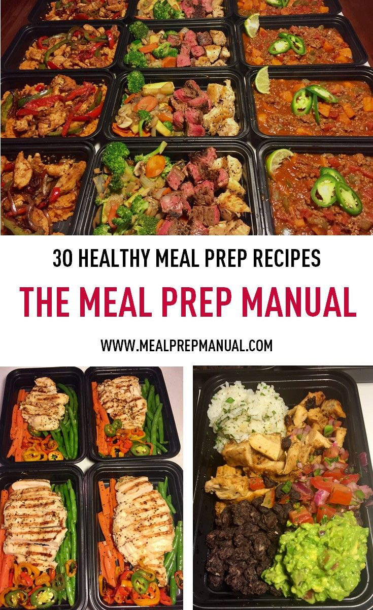 Meal Prep Recipes For Weight Loss  Start meal prepping this year Meal prep recipes to help