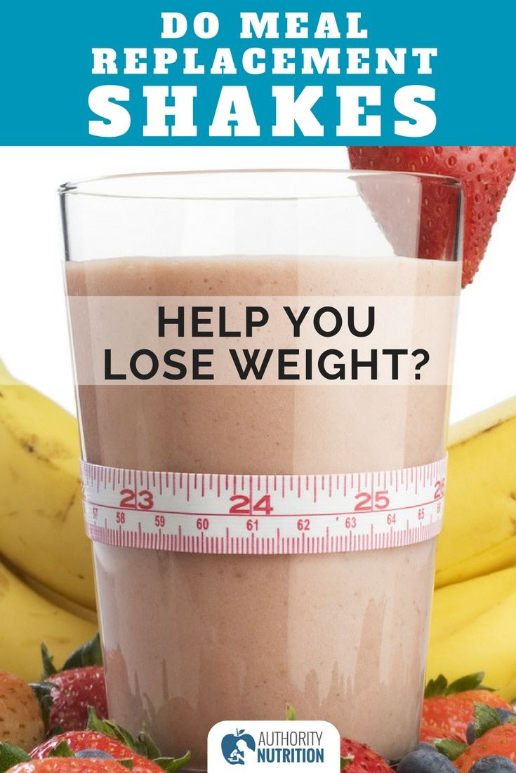 Meal Replacement Shakes Recipes For Weight Loss  42 best images about Diet Reviews Does It Work on