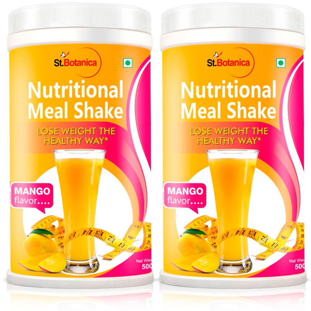 Meal Replacement Shakes Recipes For Weight Loss  StBotanica Nutritional Meal Replacement Shake for Weight