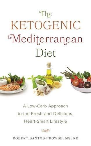 """Mediterranean Ketogenic Diet  Cookbooks List The Newest """"Mediterranean"""" Cookbooks"""