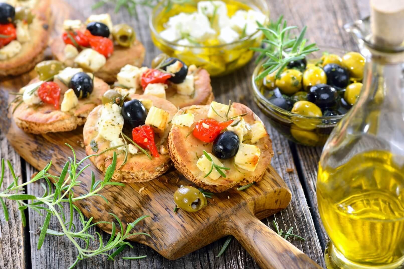 Mediterranean Vegetarian Diet  Mediterranean Diet – A Beginner's Guide and How to Start