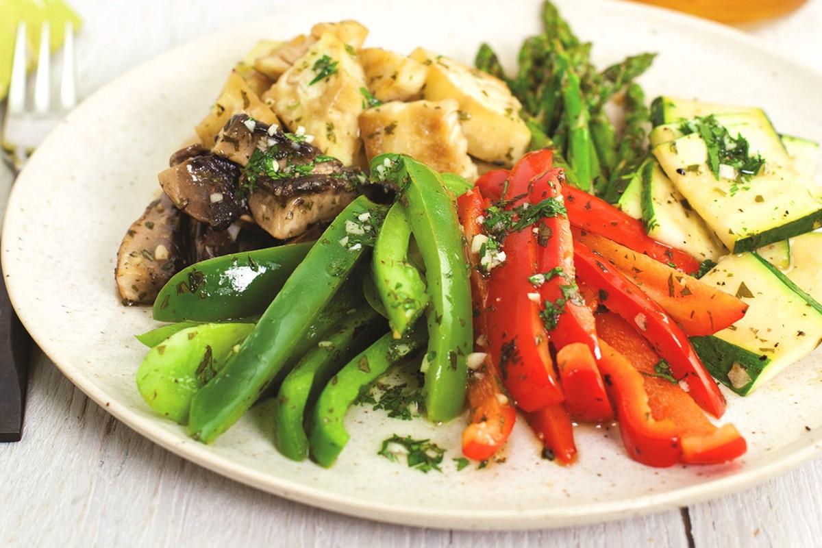 Mediterranean Vegetarian Diet  Mediterranean Ve ables Recipe Grilled or Roasted