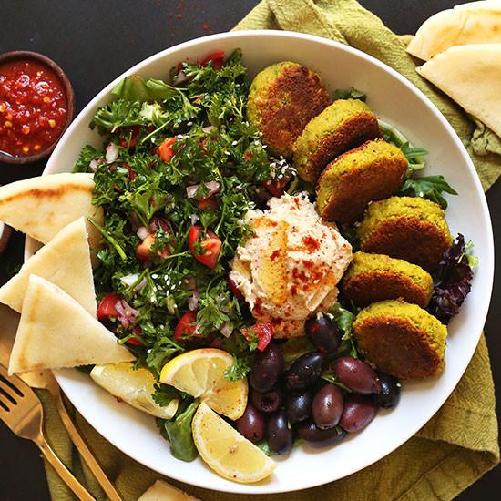 Mediterranean Vegetarian Diet  Ultimate Mediterranean Bowl