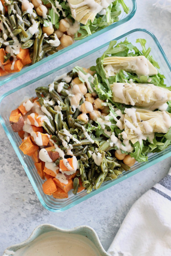Mediterranean Vegetarian Diet  Vegan Mediterranean Meal Prep Bowls Hummusapien