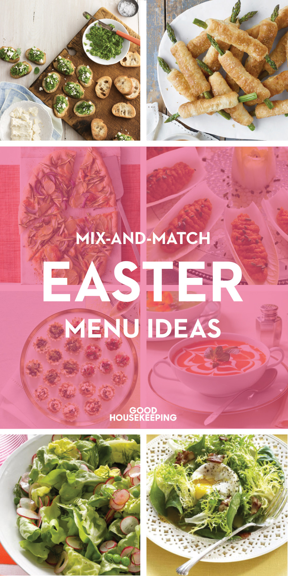 Menu For Easter Dinner  65 Easter Dinner Menu Ideas Easy Recipes for Easter Dinner