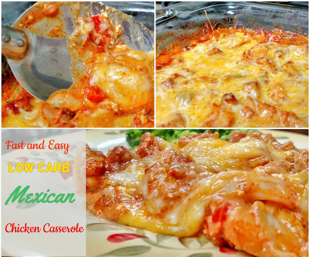 Mexican Chicken Casserole Low Carb  low carb chicken enchilada casserole recipes