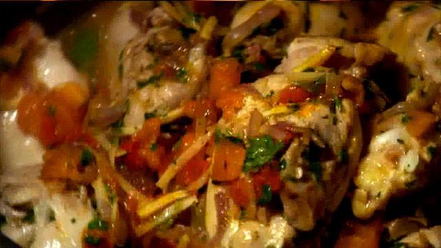 Middle Eastern Chicken Recipes  Karhai Chicken Recipe Middle Eastern Recipes