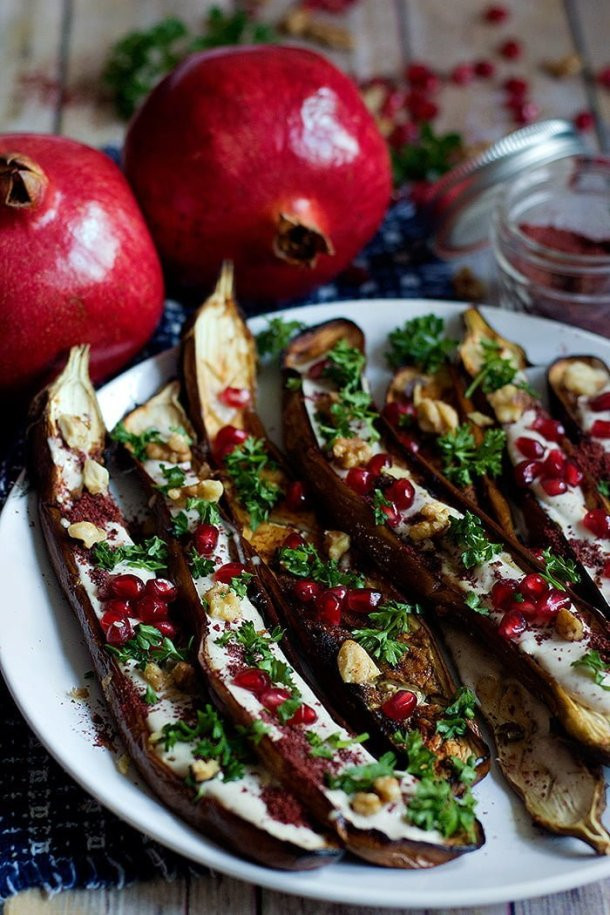 Middle Eastern Eggplant Recipes  The Best Middle Eastern Eggplant Recipe • Unicorns in the