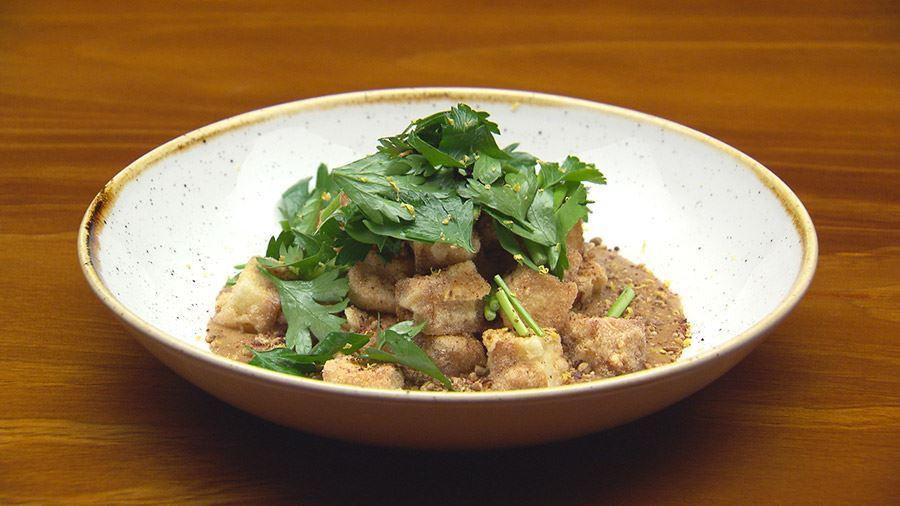 Middle Eastern Eggplant Recipes  Middle Eastern Crispy Eggplant Recipe