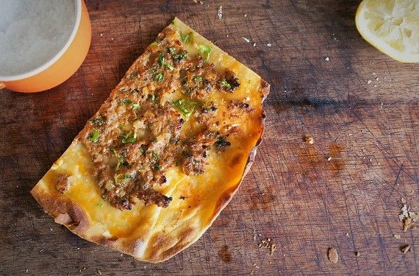 Middle Eastern Flatbread Recipes  Best 25 Lamb flatbread recipes ideas on Pinterest