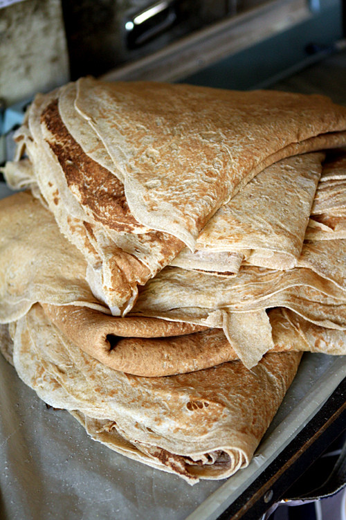 Middle Eastern Flatbread Recipes  Saj Flatbreads and Lebanese Pastries David Lebovitz