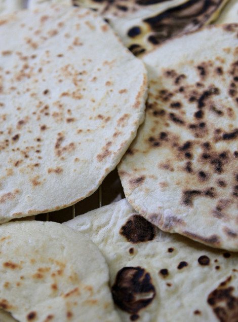 Middle Eastern Flatbread Recipes  Flatbread Recipe – Middle Eastern Style