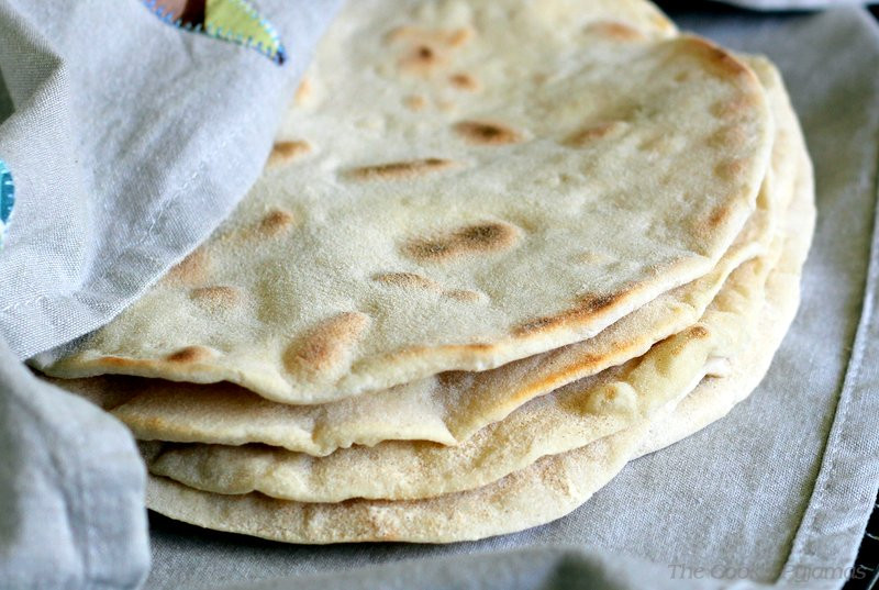 Middle Eastern Flatbread Recipes  Quick & Easy Flatbreads