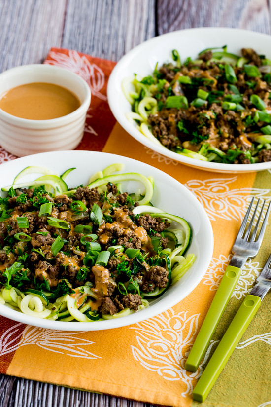 Middle Eastern Ground Beef Recipes  18 Spiralizer Recipes That ll Make You Love Veggies Again