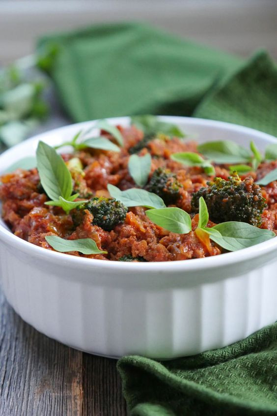 Middle Eastern Ground Beef Recipes  Middle Eastern Spicy Ground Beef With Baharat Seasoning