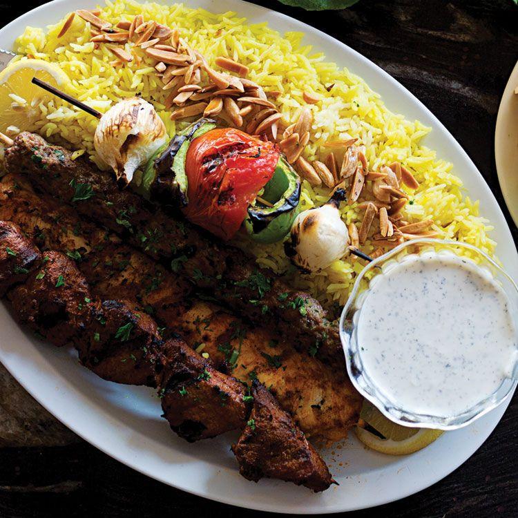 Middle Eastern Kabob Recipes  beef shish kabob marinade middle eastern