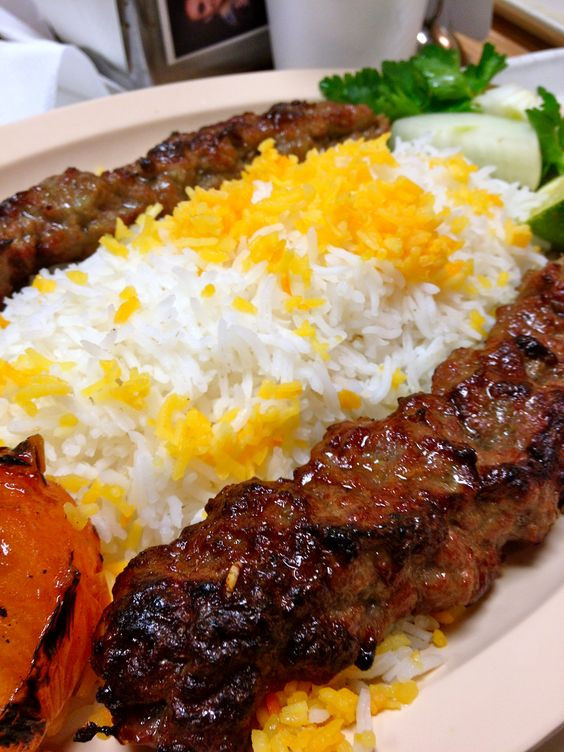 Middle Eastern Kabobs Recipes  beef shish kabob marinade middle eastern