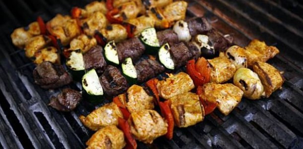 Middle Eastern Kabobs Recipes  Middle Eastern Chicken Kabobs