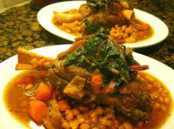 Middle Eastern Lamb Recipes  Middle Eastern Lamb And Bean Stew Recipe