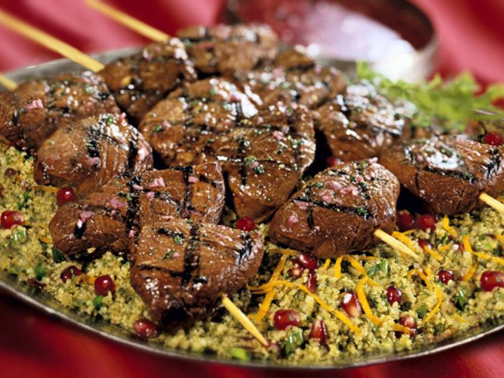 Middle Eastern Lamb Recipes  Middle Eastern Lamb Kebabs Recipe — Dishmaps