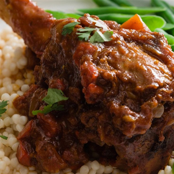 Middle Eastern Lamb Recipes  middle eastern lamb shank recipe