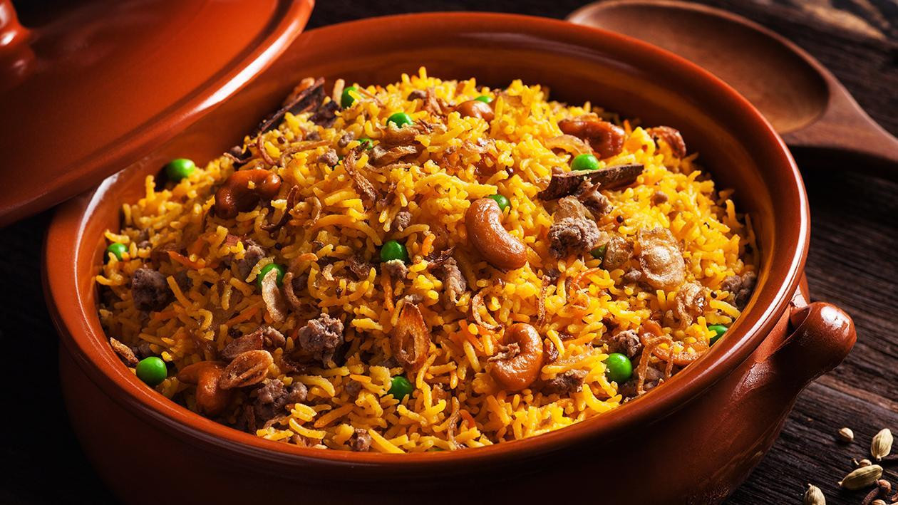 Middle Eastern Rice Pilaf Recipes  middle eastern rice recipe basmati